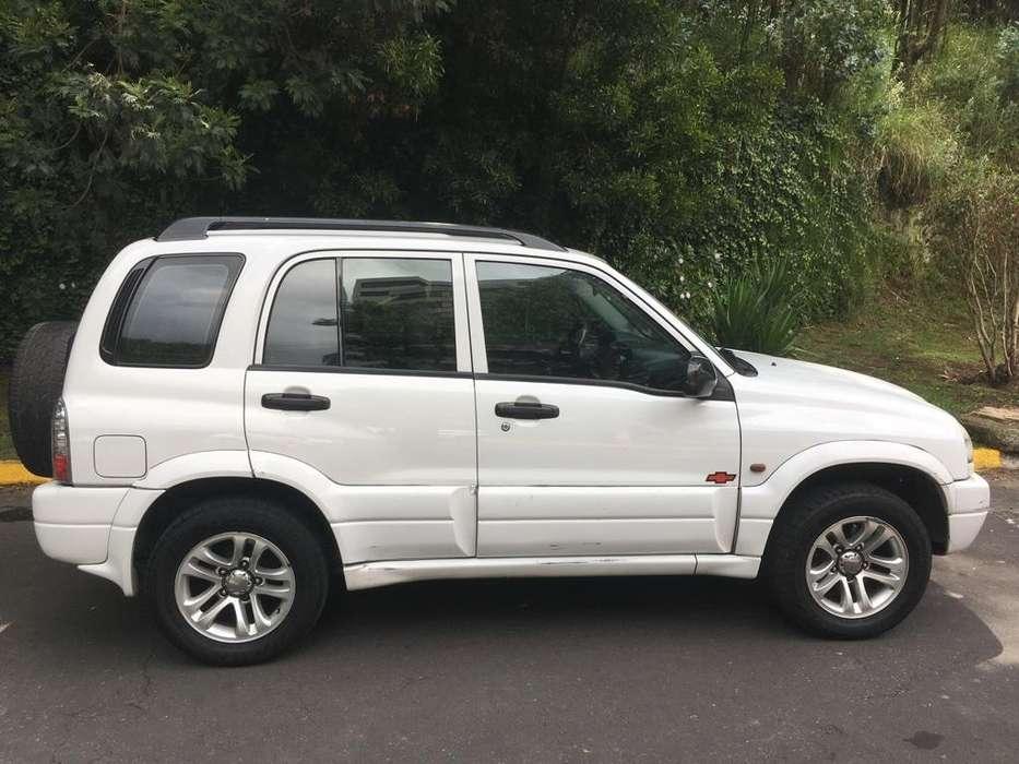 Chevrolet Grand Vitara 2006 - 170000 km
