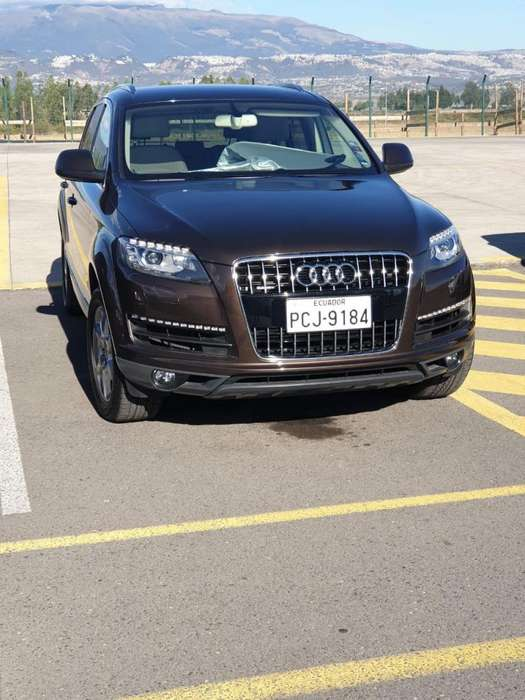 <strong>audi</strong> Q7 2015 - 6700 km