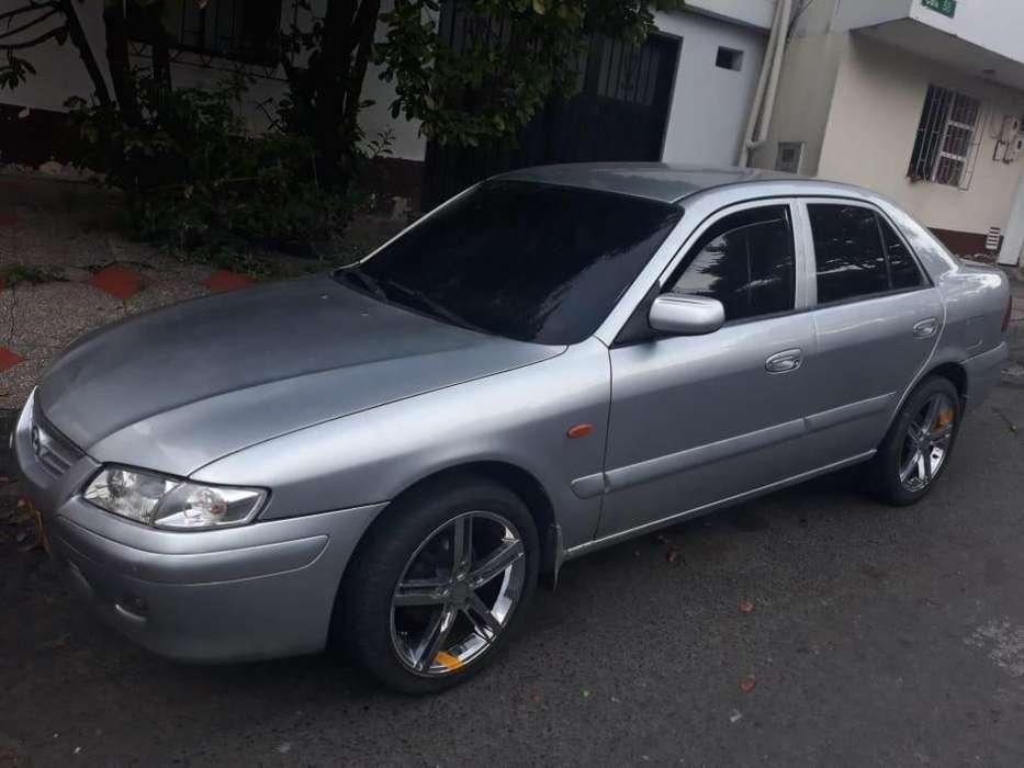 Mazda 626 2001 - 185200 km