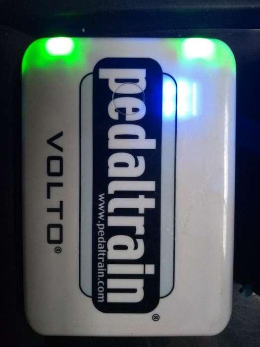 Batería para Pedales 9v