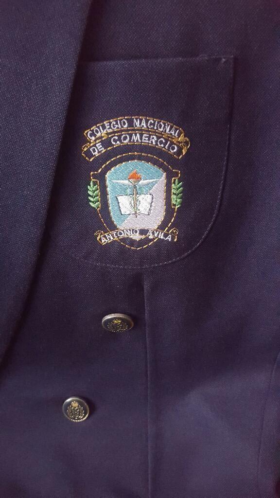 Terno Del Colegio Antonio Avila Talla L