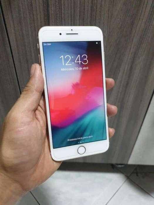 iPhone 8 Plus Dorado 64 Gb Buen Precio