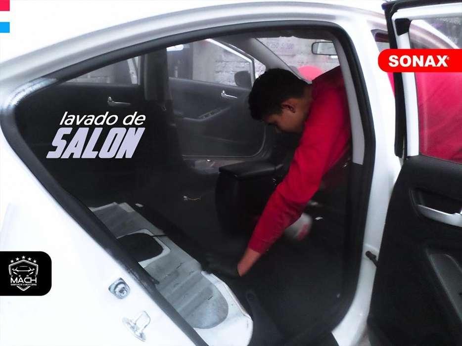LAVADO DE SALON DESDE 100 SOLES