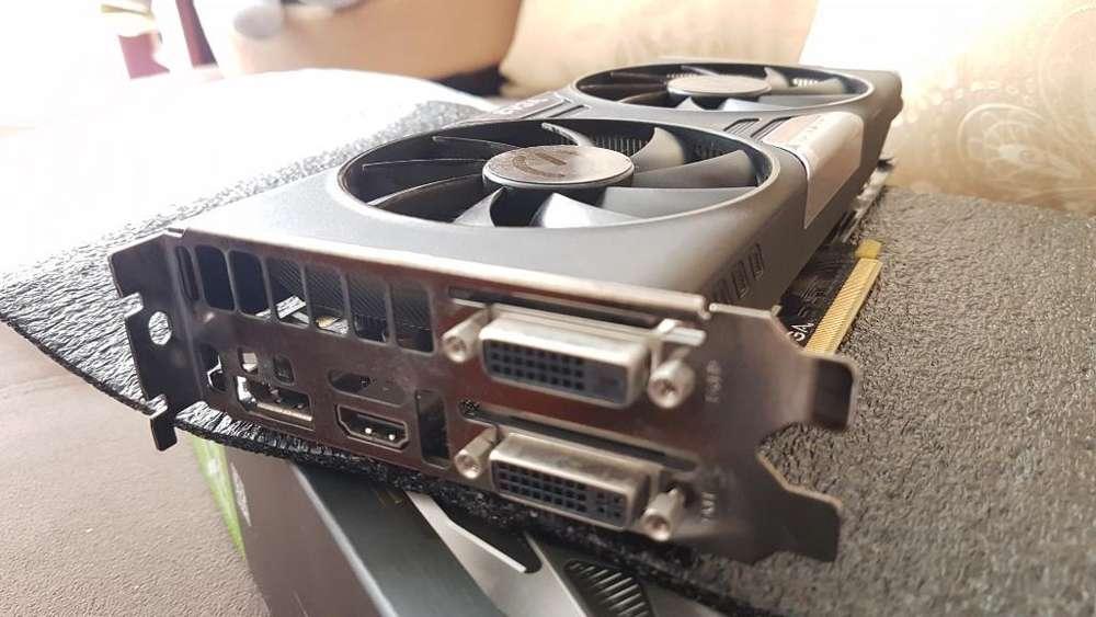 Tarjeta Nvidia Geforce Gtx 760 2gb Video