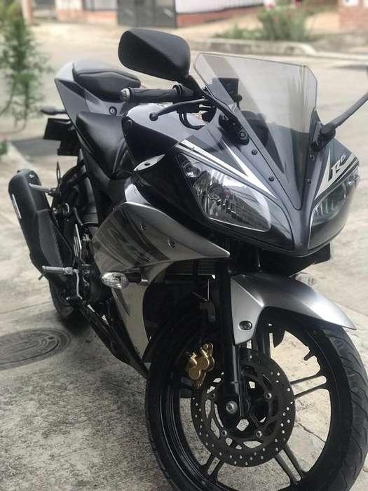 Yamaha R15-2017