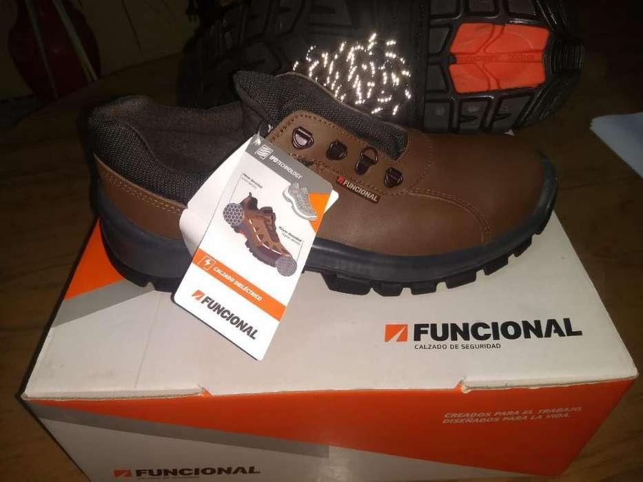 Vendo Zapatos de Trabajo Funcional Nuevo