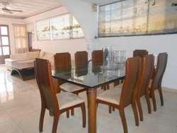 Casa En Arriendo/venta En Cartagena Manga Cod. VBARE75698