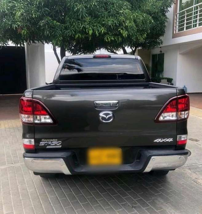 Mazda BT-50 2018 - 31000 km