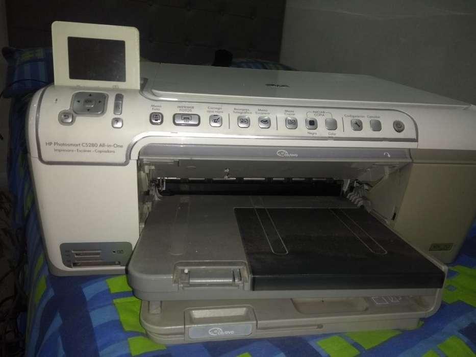 Impresora/fotocopiadora/scanner Laser
