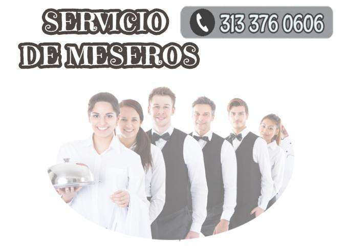 Servicio de MESEROS para eventos , MESEROS A DOMICILIO, matrimonios, bodas , 15 años, alquiler de manteleria