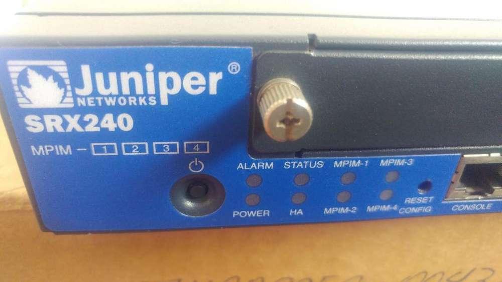 Firewall switch Rackeable 16 Port Juniper