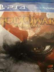 Vendo God Of War 3 S4