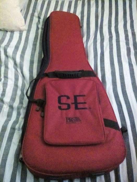 Estuche para Guitarra Gig Bag Prs