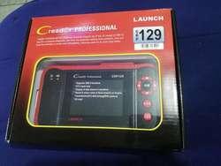 Scanner Automotriz Launch Crp 129