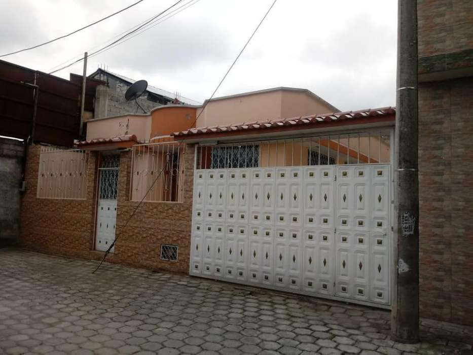 Venta de casa de 150 m2 y terreno de 215 en quitunbe.