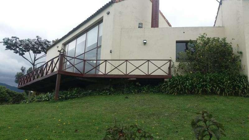 Finca En Venta En Tabio Riofrio Cod. VBRKS42150747