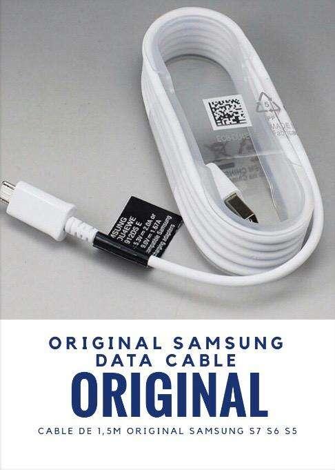 Cable de Datos Original 1.5M S7 S6 S5 S4