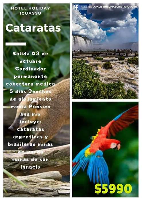 Cataratas super promo