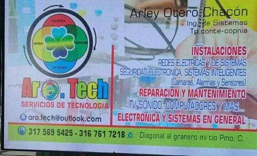 servicios de tecnologia, seguridad electronica