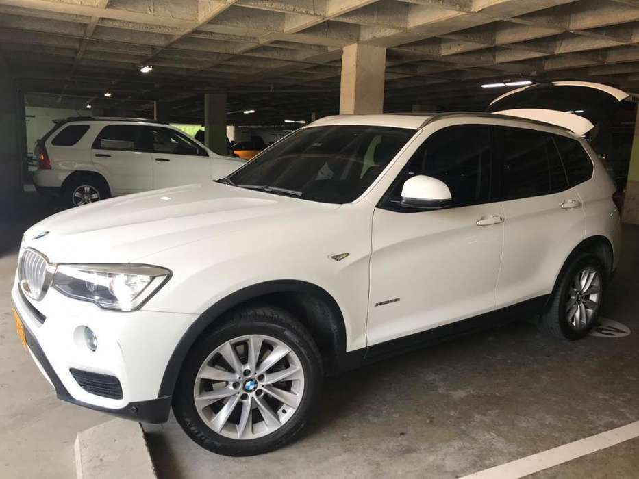 <strong>bmw</strong> X3 2016 - 40000 km