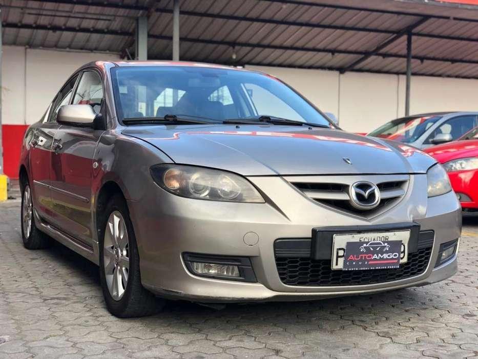 Mazda Mazda 3 2008 - 200000 km