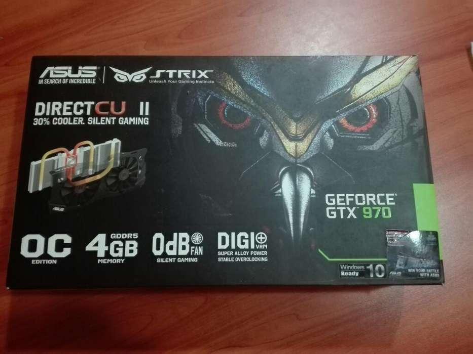 Asus Strix Oc Edition 4gb Gddr5