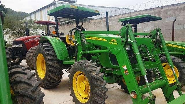 Tractor John Deere 5090 90 HP año 2014