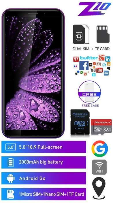 Smartphone Android Z10