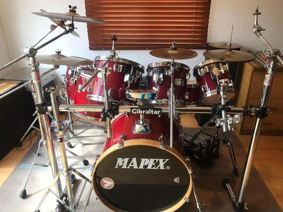 Batería Mapex M-series-completa O Por Partes