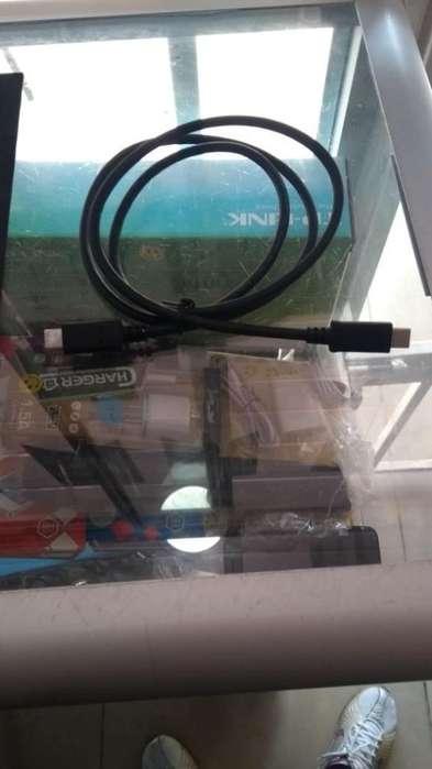 Cable Usb Tipo C a Tipo Calta Velocidad