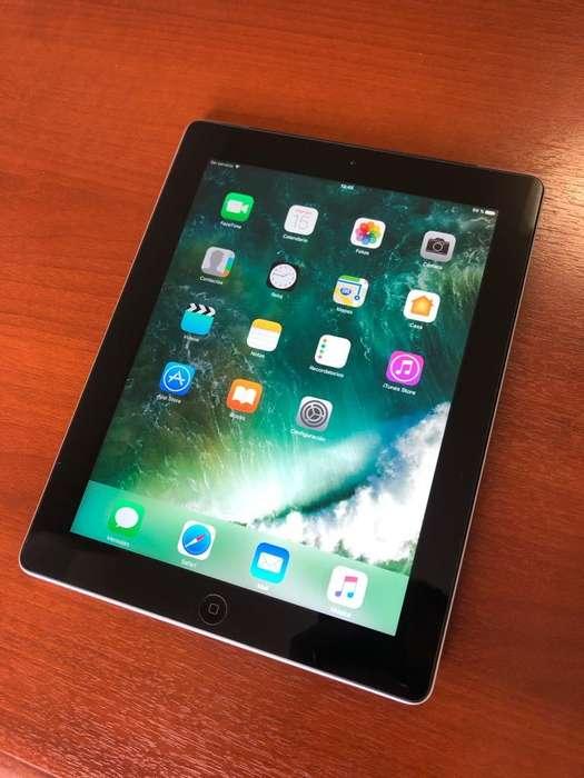 iPad 4 (4Ta Generacion) 64Gb Lte. Exc!