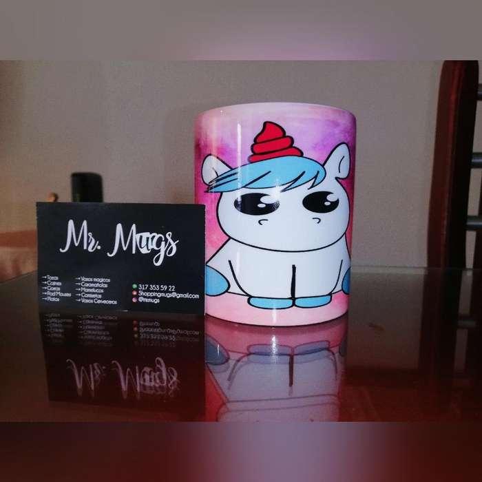 Vasos Mug Personalizados