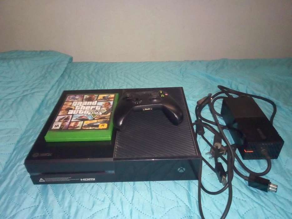 Vendo O Cambio Xbox One 500 Gb.