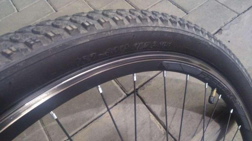 Vendo Bicicleta Rin 29