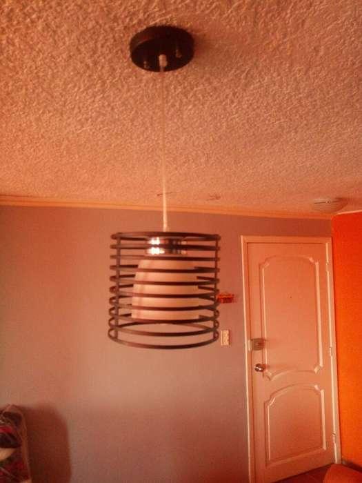 Lámparas de techo, cero detalles