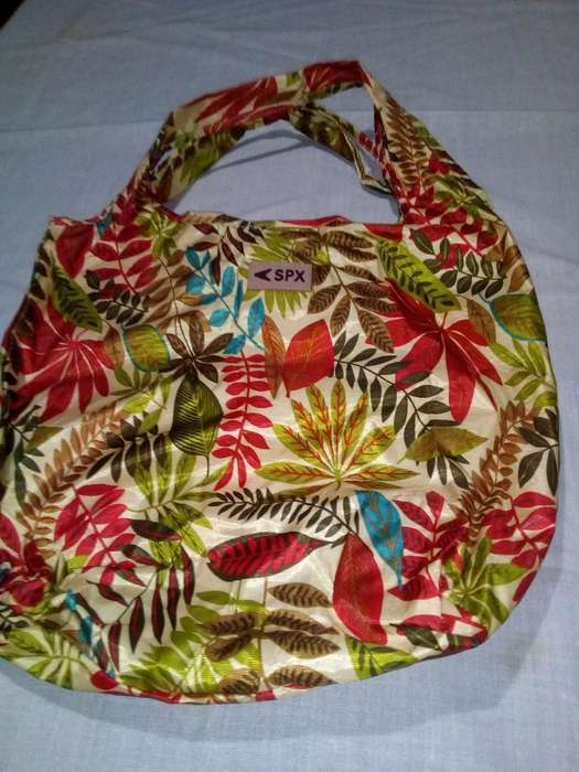 <strong>bolso</strong> Playero con Bolsillo Interior
