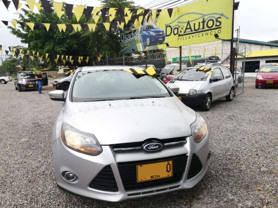 Ford Focus 2014 - 10000 km