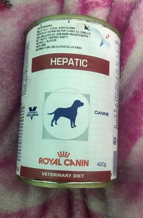 Royal Canin, 2 Latas, Hepatic