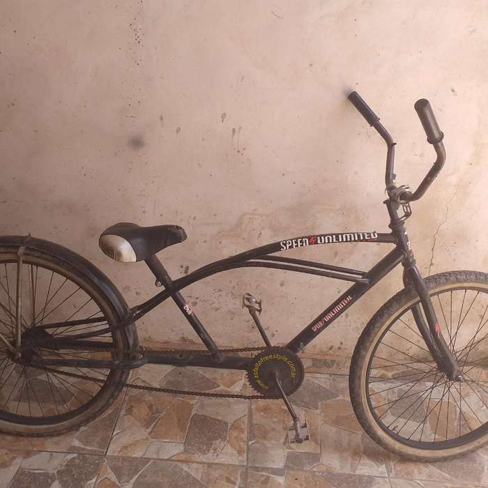 Vendo Bicicleta Playera Larga