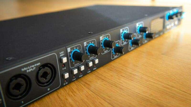 Vendo Interfaz de Audio Saffire Pro40