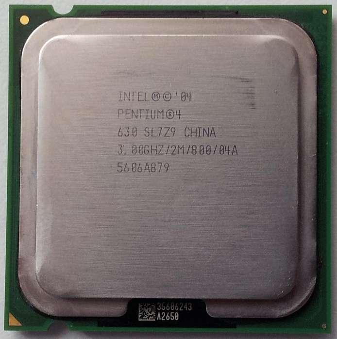 procesador pentium IV