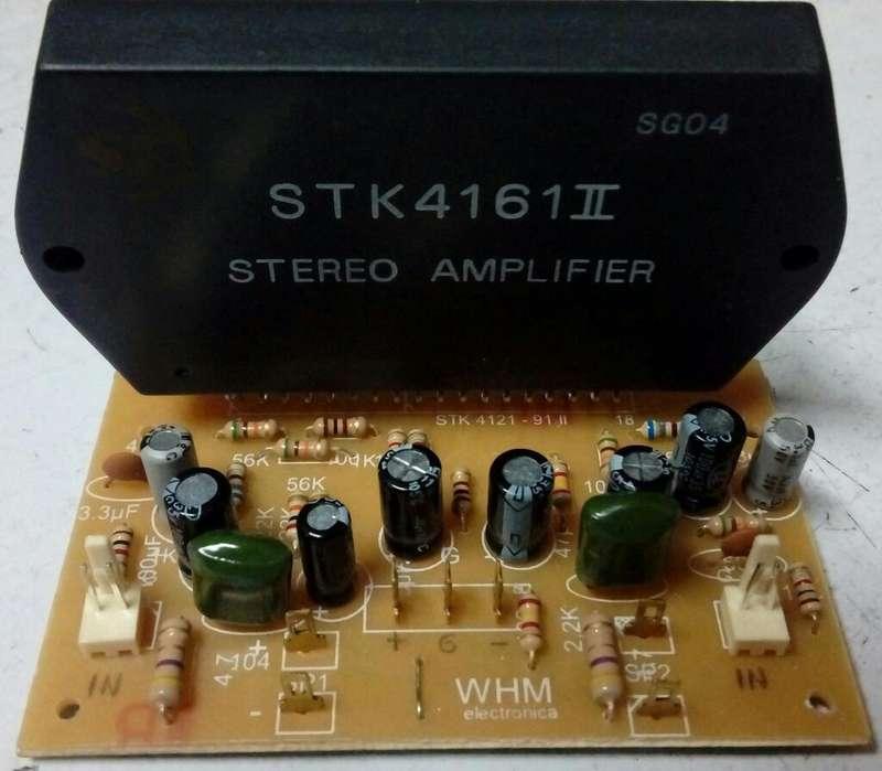 Amplificador Stk 150w