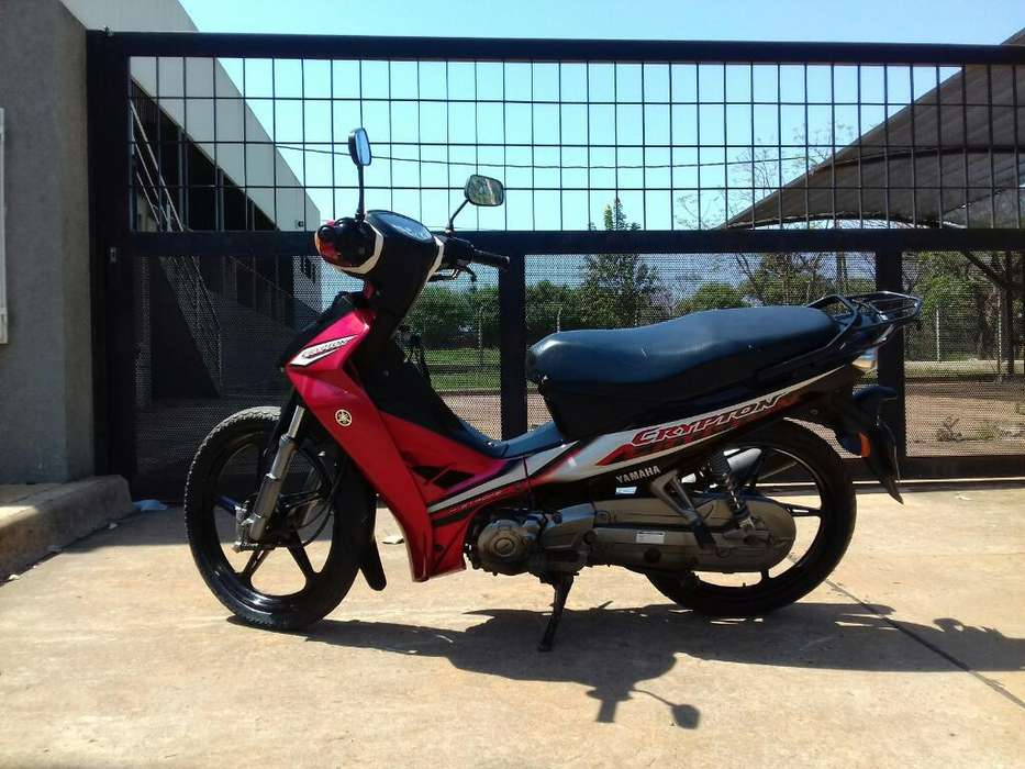 Moto 110 Yamaha Crypton