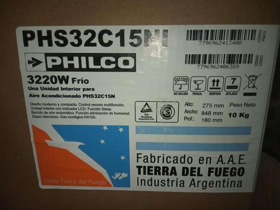Aire Acondicionado Philco 3220w Frio