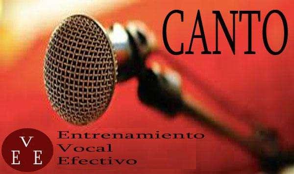 CLASES DE CANTO ( inicio inmediato )