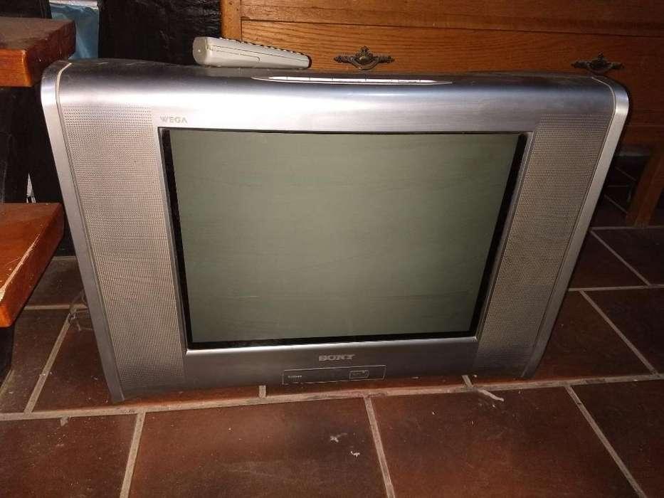 Tv Sony Wega Impecable Pantalla Plana
