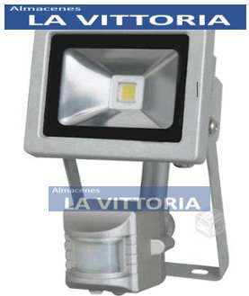 Sensor con reflector de 10w