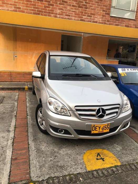 <strong>mercedes-benz</strong> Clase B 2012 - 66000 km