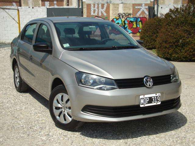 Volkswagen Voyage 2013 - 114000 km