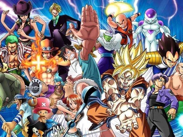 Anime y Series